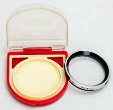 Flexaret B36 RARE Meopta UVO UV Filter Filters for VI VII Standard Case EXC++