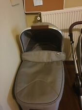 Mamas And Papas Ocarro Pram Pushchair Grey Bundle