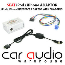 CTASTIPOD003.2 Seat Leon 2000-2005 Voiture iPod iPhone Adaptateur Interface CONNECTS2