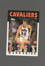 MARK PRICE Topps First ROOKIE card! CLEVELAND CAVS  Rc MINT CONDITION