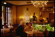 222029 Imperial Cafe Imperial Hotel Vienna A4 Photo Print