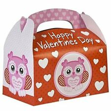 Happy Valentines Day Treat Boxes Pack of 12