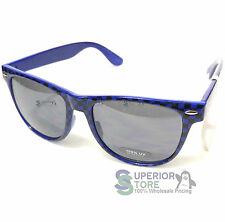 NEW Blue Icon Eyeware Sunglasses california Style 100% UV protection MOD 10061