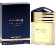 BOUCHERON POUR HOMME * Boucheron 3.3 oz / 100 ml Eau de Parfum Men Cologne Spray