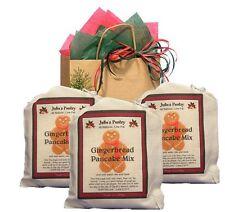 Gingerbread Pancake Lovers Gift Bag