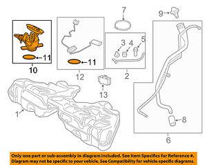 BMW OEM 12-16 535i GT xDrive-Fuel Pump 16117341301