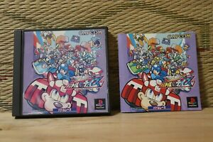Rockman Battle and Chase Battle Chase Playstation 1 PS1 Very Good Condition!