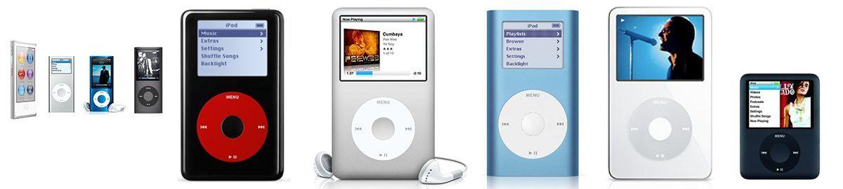 Classic iPods