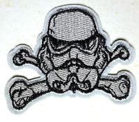 "Star Wars Boba Fett Mandalorian Bounty Hunter Shield Logo 3.5/"" Patch SWPA-FC-21C"