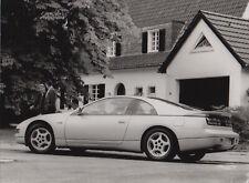 Nissan 300 ZX Twin Turbo Period Press Photograph - 1992