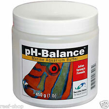 Two Little Fishies pH Balance 450 grams Marine & Reef Aquarium Alkalinity Buffer