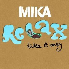 Mika   Single-CD   Relax, take it easy (2006)