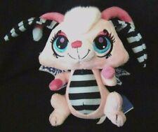 Littlest Pet Shop Moonlite Fairies Plush Stuffed Animal LPS Hasbro Pink 2012