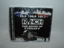 Ranch 95.9 FM The Sound of Texas 6.0 CD Country Music NEW & Sealed