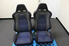 Jdm Mitsubishi Lancer Evo 7 Recaro Seats Evolution Oem CT9A 4G63 EVOLUTION VII