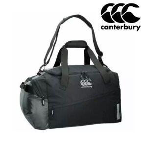 Canterbury Vaposhield Sports Bag Training Holdall- Black (£44.99)