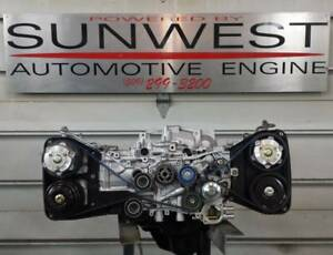 Subaru 2.0/2.5L WRX/LGT/FXT/OXT/Baja Turbo Long Block Packages