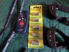 Innotek transmitter w/2 Vastar wireless pet collars
