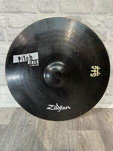 "Zildjian Pitch Black 22""/56cm Ride Cymbal / Drum Accessory / Hardware"