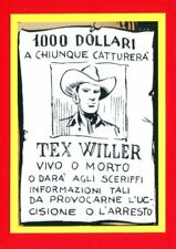 TEX L'EROE DEL WEST - Panini 2015 - Figurine-stickers - n. 12 -New