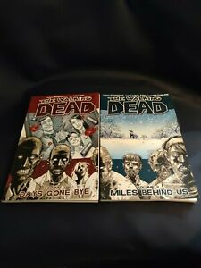 The Walking Dead Vol 1 And Vol 2
