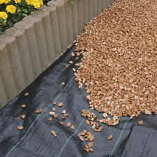 weed control fabric ground cover membrane landscape mulch Driveway heavy duty