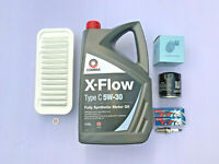 OWNERS CLUB | Full Service Kit inc Synthetic Oil | Toyota Yaris 1.0 1999-2011