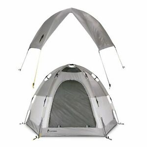 98606 Catoma Falcon 2 Person SpeeDome Tent Firefighting Shelter Rainfly Included