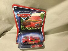 Disney Pixar Cars World of Cars Cactus Lightning McQueen Vehicle Diecast Car