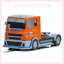 Scalextric Gulf Racing Truck #71 SRR