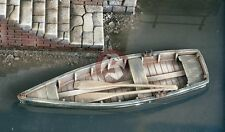 Verlinden 1/35 Waterline Small Rowboat with Oars [Resin Diorama Model kit] 2164