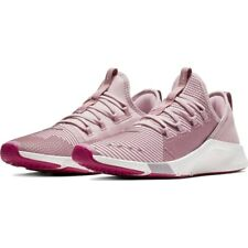 Nike Women's Air Zoom Elevate Training Shoes Plum Chalk Gray AA1213-500 NEW