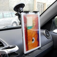 """Car Windscreen Stand Mount Holder For 9.7"""" 10"""" 10.1"""" Tablet PC iPad 2 3 4 5 Air"""