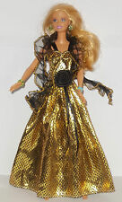 BARBIE SINDY DOLL DRESS, BALL GOWN, PROM, WITH SHAWL, CLOTHING - GORGEOUS