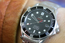 Men's Full Size Limited Special Edition OMEGA SEAMASTER BOND 007 AUTOMATIC Watch