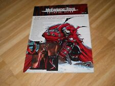 MCFARLANE TOYS - COLLECTOR'S CLUB  - WINTER 1997