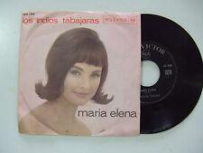 "Los Indios Tabajaras – Maria Elena- Disco Vinile 45 Giri 7"" Stampa ITALIA 1964"