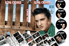 ELVIS  - The Complete Works - KING CREOLE - Box 4 CD Limited !!!