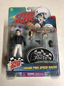 Grand Prix Speed Racer 1999 Series Two Action Figure