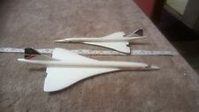 CONCORDE / BRITISH AIRWAYS SOUVENIR PROMO MODELS VINTAGE VERY RARE.