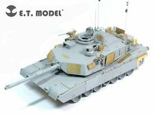 ET Model E35067 1/35 Modern US Army M1A2 SEP MBT Detail Up Set for Dragon 3536