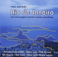 VARIOUS ARTISTS - MEU ADORADO RIO DE JANEIRO NEW CD