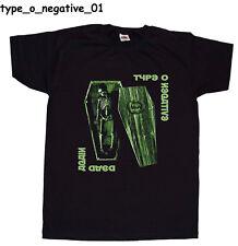 TYPE O NEGATIVE T-shirt Printed