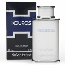 Yves Saint Lauren YSL KOUROS  100ml Aftershave Lotion  NEW & CELLO SEALED