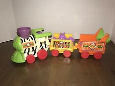 Fisher Price Little People Animal Circus Musical Train (S6)@