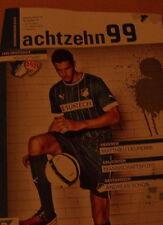 Stadionheft 1899 Hoffenheim - VfB Stuttgart ,2012/13