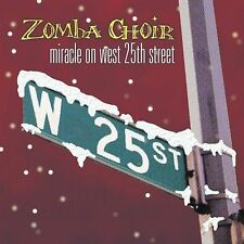 Zomba Choir : Miracle on West 25th Street CD