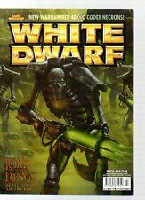 WHITE DWARF - July No. 271