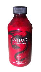 Tattoo Dark Tanning Serum Supre Tan 2.75 fl.oz. Travel Size New  Factory Sealed