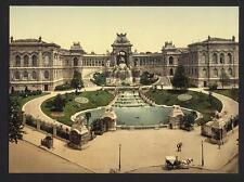 Palais Longchamps Marseille A4 papier photo